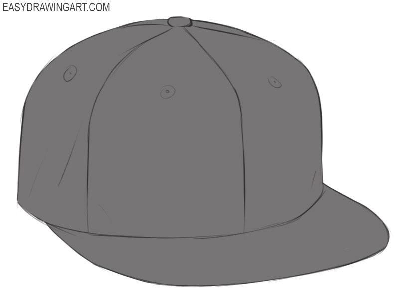 Cap Coloring Pages