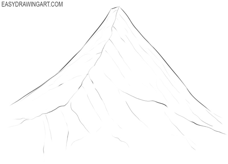 Mountain Bolt Coloring Page