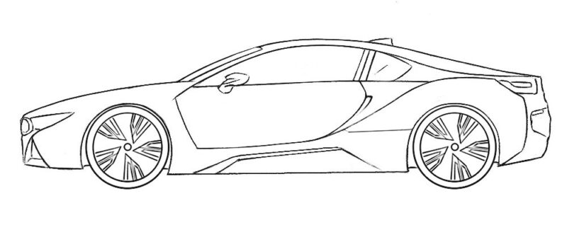 coloring book ~ Staggering Sports Car Coloringes Image Ideas Cars Race  Corvette Free Printable Staggering Sports Car Coloring Pages Image Ideas.  Truck Coloring Sheets. Cool Sports Car Coloring Pages. Sports Car Coloring | 397x1000