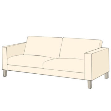 Couch Coloring Pages