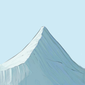 Mountain Bolt Coloring Pages