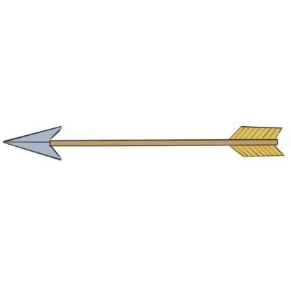 Arrow Coloring Page