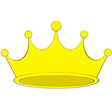 crown coloring page printable