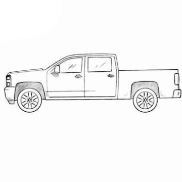 coloring truck pages – lifewiththepeppers.com | 360x360
