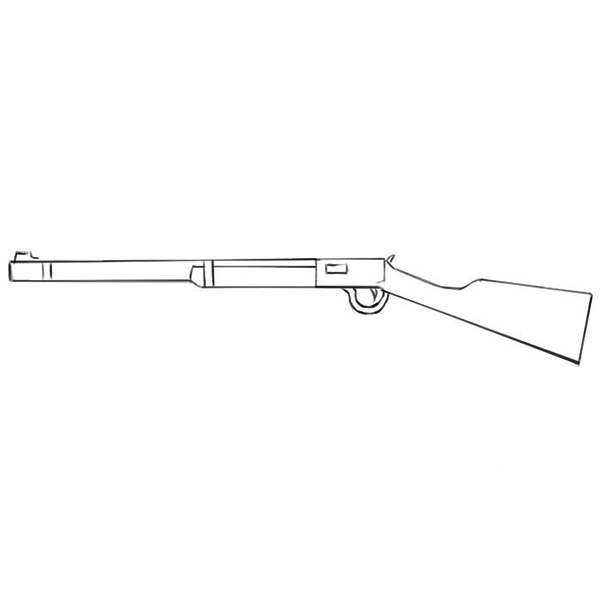 Weapons Coloring Pages