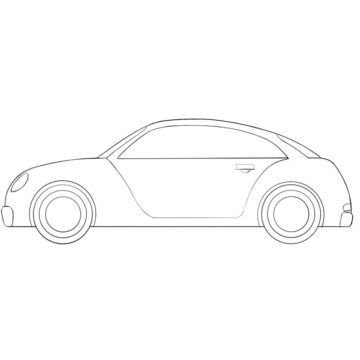 car for kids coloring pages
